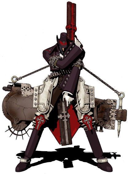 The epitome of BADASS Gungrave Cerberus Guns