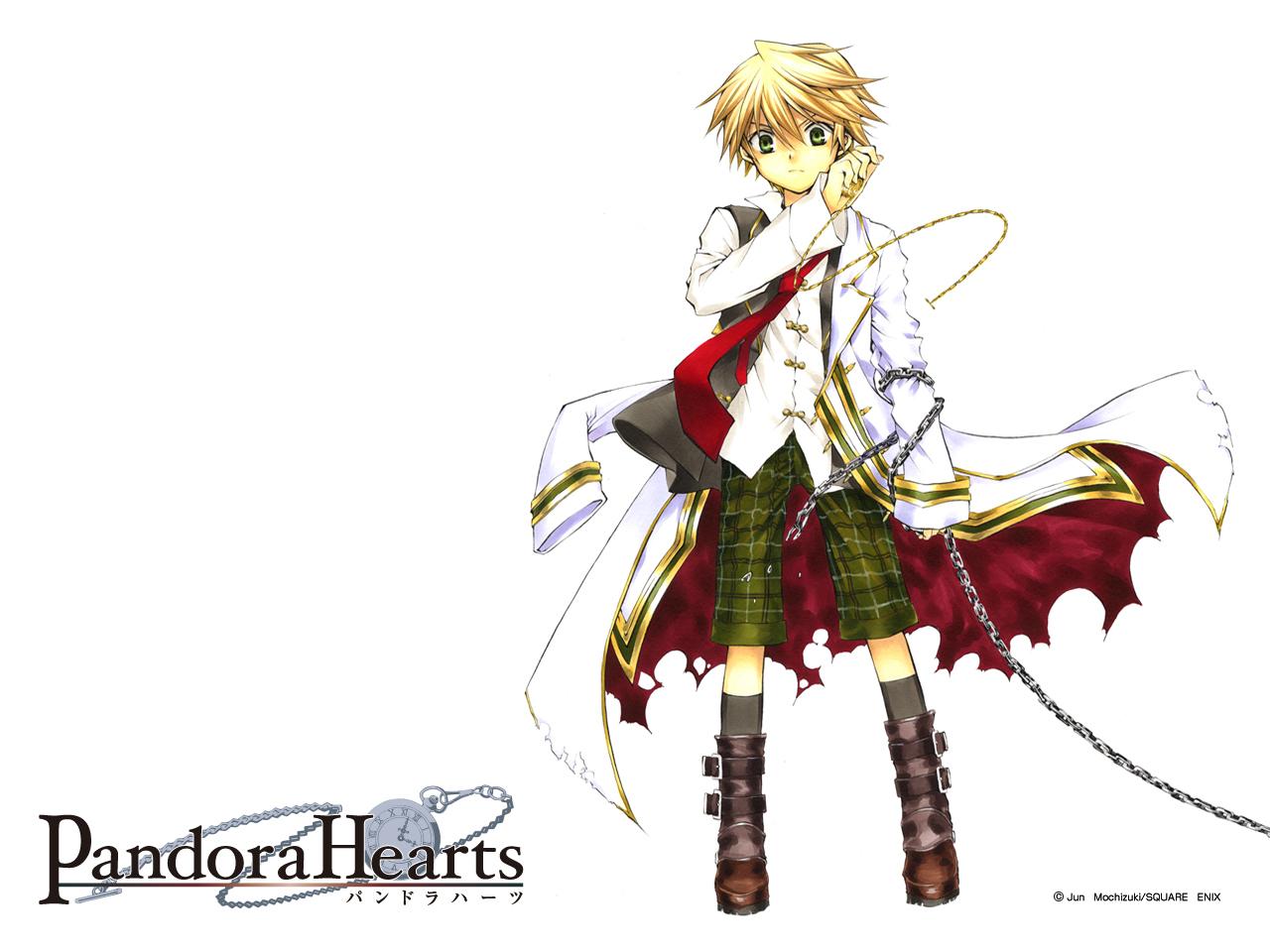 Pandora Hearts Bs
