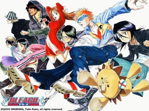Bleach Spread